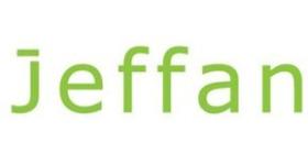 JEFFAN INTERNATIONAL  Logo